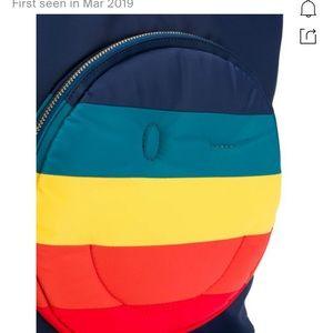 Anya Hindmarch Bags - Anya hindmarch chubby Wink Rainbow tote